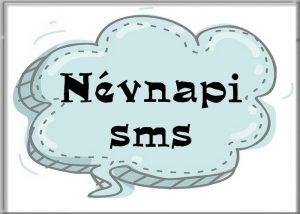 névnapi sms-ek