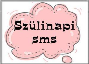 szülinapi sms-ek